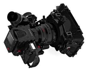 Red Camera Mockup from Red Digital